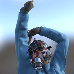 3m 6500 respirator mask